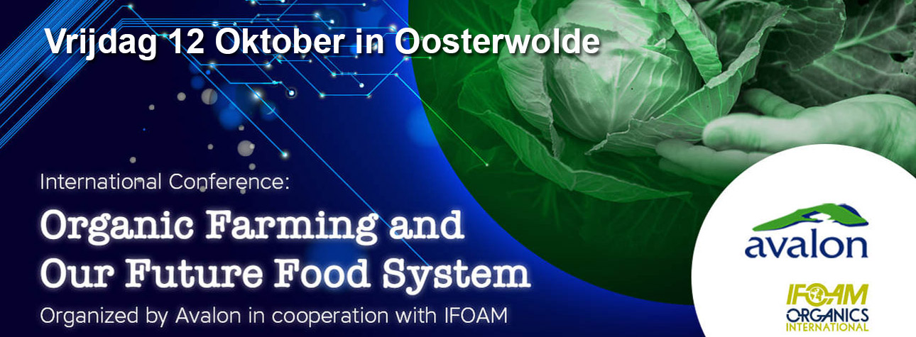 Organic Food and Our Future Food System-presentaties