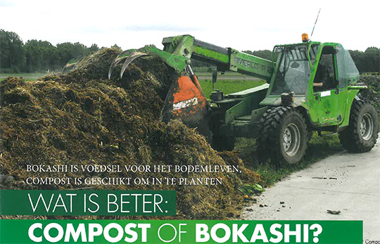 Wat is beter: Compost of Bokashi